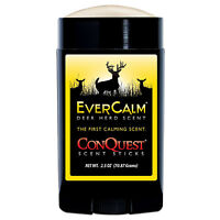 ConQuest Scents Ever Calm Deer Herd Scent Stick 2.5 oz Calming Scent #54314