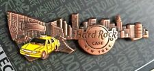 2017 HARD ROCK CAFE NEW YORK CITY 3D SKYLINE GUITAR CORE PIN
