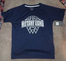 NEW NCAA Penn St State Nittany Lions Basketball Youth Boys T Shirt L 12 14 NWT
