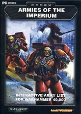 Warhammer Armies of the Imperium Codex Interactive Army List Pour Warhammer 40000