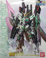 BANDAI MODEL MG 1/100 RX-0 FULL ARMOR GUNDAM UNICORN MECH CLEAR EX EXPO LIMITED