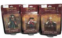 Disney Pirates of the Caribbean Goofy/Davy Jones Minnie/Swann Donald/Will Figure