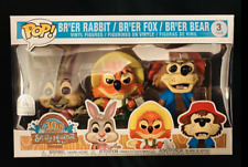 ⚡FAST SHIP⚡Splash Mountain 30th Anniversary Pop! Vinyl Figure Set by Funko