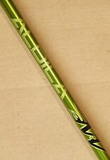 "NEW Aldila NV 55 S flex wood shaft, tip size .335""  length 46"" uncut"