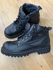 Skechers Black Boots Size 8Uk