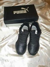 PUMA scarpa ginnica sneaker vintage col. nero/bianco black/white EUR43 UK9 USA10