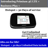 ATT Hotspot UNLIMITED Data Plan 4G LTE Include  Hotspot $80/Month