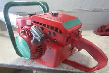 """VINTAGE COLLECTIBLE HOMELITE XP-1020 CHAINSAW WITH 28"""" BAR"""