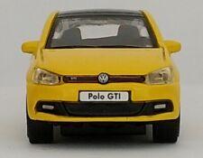 1/43 VOLKSWAGEN VW POLO COCHE DE METAL A ESCALA