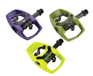 iSSi Flip II Dual-Sided Platform / Clipless Aluminum Pedals