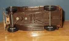 Matchbox Yesteryear Y21 Ford Woody Wagon Preproduction Incomplete base Brown