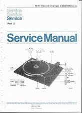 Philips Service Manual für 22 GC 006 Part 2   Copy