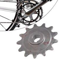 Universal Bike 13 Teeth Pinion Gear Motor Bicycle Chain Wheel Sprocket Durable