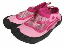 CLOSE OUT OFFICIAL LIFEGUARD GIRLS TODDLER PINK WATER ACTIVITY SHOES SIZE 9/10