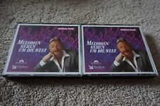 Rare W. Germany James Last 5CDs Set - Melodien Gehen Um Die Welt