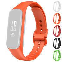 Ersatz Armband Silikon Uhrenarmband Für Samsung Galaxy Fit-e SM-R375 Smart Uhren