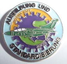 """Pin Abzeichen Wappen JaBoG 38 """"F"""" Ausbildung und Standardisierung .........P8366"""