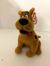 """Ty Beanie Babies Scooby Doo Plush 11"""" Tall Brown Collectible 2010"""