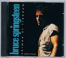 BRUCE SPRINGSTEEN CHIMES OF FREEDOM  CD MAXI SINGOLO cds SINGLE