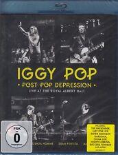 Iggy Pop / Post Pop Depression Live At Royal Albert Hall(Blu-ray, NEU! OVP)