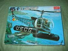 Academy Model Htl-4 Us Coast Guard Helicopter 1/35 Mrc