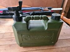 RIDGE MONKEY 5 LITRE WATER CONTAINER WITH TAP CARP FISHING TACKLE BIVVY CAMPING