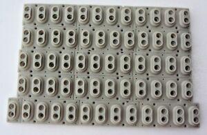 Korg PA4X PA3X PA2X PA800 PA80 Triton Le & Tr Gummi Key Kontakt Set 4x12P 1x13P
