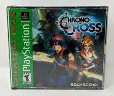 Chrono Cross for PlayStation 1 *BRAND NEW*