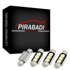 PIRABADI® │ 5 AMPOULES NAVETTE LED C5W 36mm 6500K ANTI SANS ERREUR CANBUS