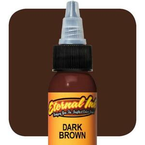 Eternal Tattoo Colors Ink 1 oz 30ml  Bottle 100% Authentic Free Shipping
