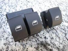 Audi A4 8E B6 B7 RS4 S4 Fensterheber Schalter vorn links vorn rechts