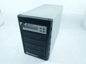 Microboards QD-DVD-123 QD Series CD/DVD 1-3 Disc Duplicator