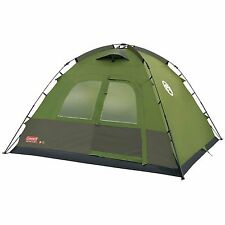 Coleman Instant Quick Dome 5 Man Person Family Tent Camping Festival Shelter NEW