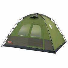 COLEMAN Instant Dome rapido uomo 5 persona Tenda familiare Campeggio Festival RIFUGIO NUOVO