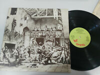 "Jethro Tull Minstrel IN The Gallery Spain Edit 1975 - LP vinyl 12 "" VG/VG - 2T"
