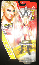 WWE ALEXA BLISS FIGURE WOMENS WRESTLING SERIES 68B RAW CHAMPION BONUS CHASE