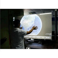 "60""x20""Clear Holographic Projection Film Adhesive Rear Projection Screen Sticker"