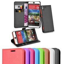 Custodia per HTC Desire EYE Portafoglio Cover Case Funzione Libro