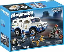 Playmobil City Action 9371 - Vehículo Blindado - New and sealed