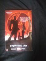 New Avengers Volume 1: Everything Dies TP Jonathan Hickman Steve Epting  NEW  NM