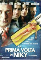 LA PRIMA VOLTA DI NIKY (2006) un film di Nick Guthe - DVD EX NOLEGGIO  MEDIAFILM