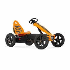 Berg Rally Kids Pedal Car Compact Go Kart Orange 4 - 12 Years NEW