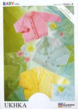 Hayfield DK/Double Knit Cardigans Patterns