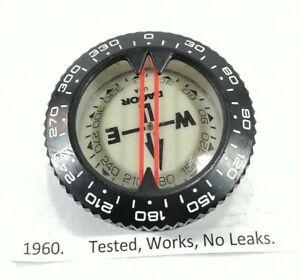 Dacor Submersible Compass Puck Module Scuba Dive (Oceanic, Aeris, Sherwood) 1960