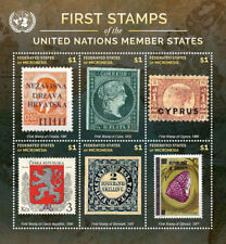 Micronesia - First Stamps Un Members - Sheet of 6 Mnh