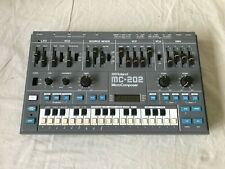 Roland MC-202 MicroComposer analog synthesizer/sequencer TB-303 SH101