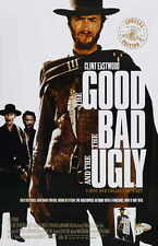 THE GOOD THE BAD AND THE UGLY Movie Promo POSTER F Alexis Blede