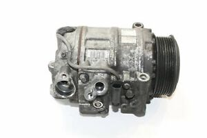 MERCEDES-BENZ S W221 S 320 CDI Air Conditioning Pump A0022308111 Diesel 2009