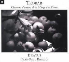 Jean-Paul Rigaud, Tr - Chansons D'amour de la Verge a la Dame [New CD]
