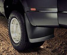 Husky CUSTOM Mud Guards - Rear (Dually) Pair- 57251- Chevy/GMC C3500/K3500 92-00